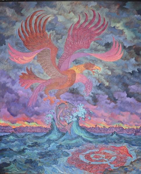 Aguila de oro